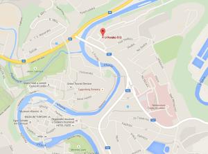 Repam Český Krumlov na Google mapách
